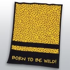 Babydecke Born to be wild